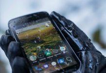 Smartphone Land Rover Explore