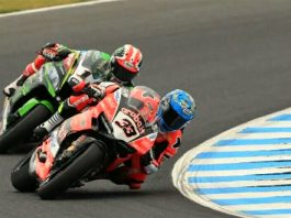 Race 2 WorldSBK 2018 Phillip Island