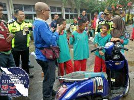 NMax riders bekasi touring edukasi