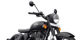 Classic 500 Stealth Black dan Classic 350 Gunmetal Grey