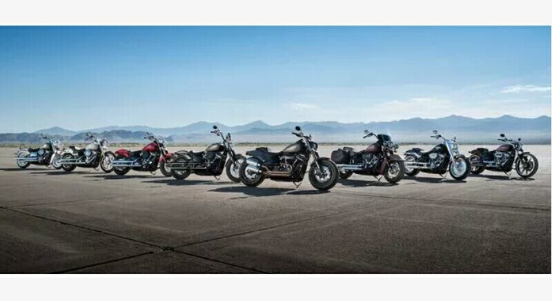 Harley-Davidson Akan Merilis 8 Model Softail