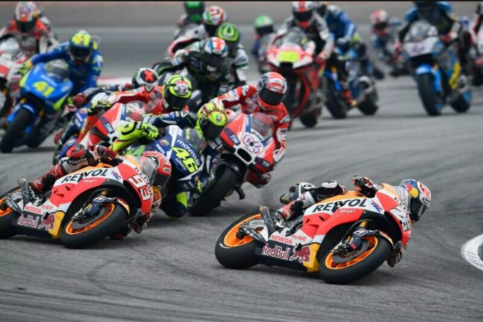 Komposisi Pembalap MotoGP 2018