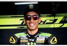 Hafizh Syahrin Resmi Menjadi Pembalap MotoGP