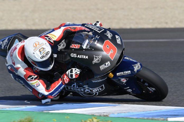 Navarro Fokus Mencari Setingan di Jerez Hari Pertama
