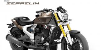 TVS Zeppelin Hybrid