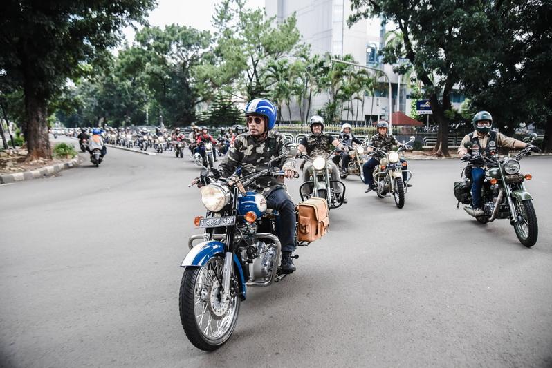 diler resmi royal enfield di Indonesia