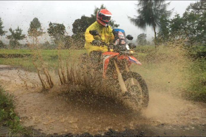 Hari Kedua West Java Motorcycle Overland 2018