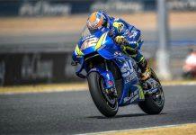 Di Tes MotoGP 2018 Buriram Suzuki Mulai Unjuk Gigi