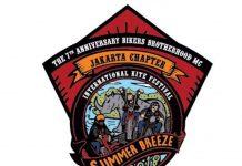 Festival Layang-layang Internasional di Summer Breeze