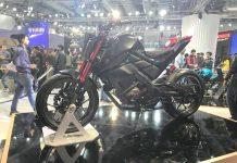 Yamaha Xabre Konsep Tracker