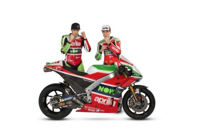 Aprilia RS-GP 2018 Diluncurkan