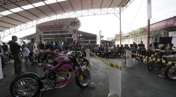 Jadwal Honda Modif Contest 2018