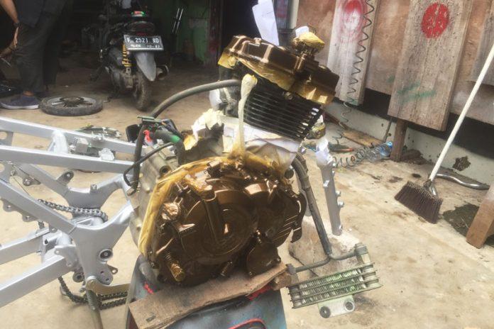Diton ngecat gratis 5 motor custom