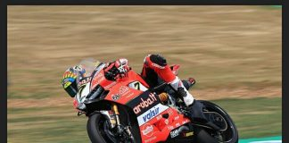Race 2 WorldSBK 2018 Buriram