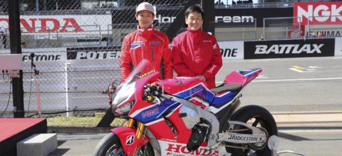 Honda di Suzuka 8 Hours 2018