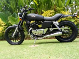 Motor Baru Hunter Motorcycles