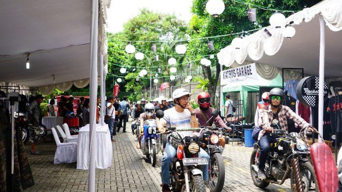 Kemeriahan Jakarta MotoGarage 2018