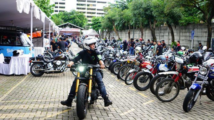 Gelaran Jakarta Motogarage 2018