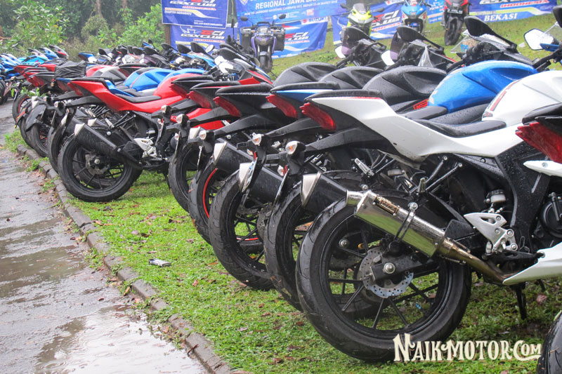 Jamnas GSX Club Indonesia