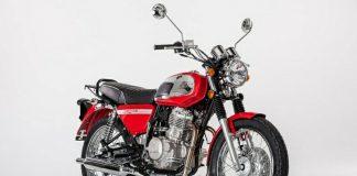 Motor Jawa Menggunakan Mesin Mahindra