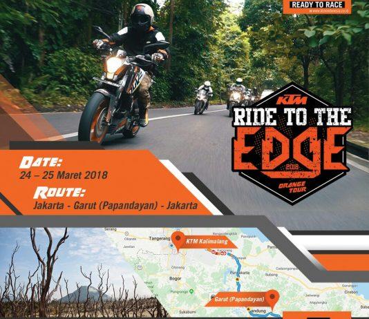 KTM Orange Tour