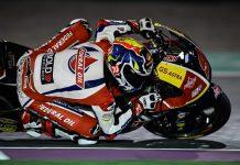 Rider Moto2 dukungan Aspira dan GS Astra