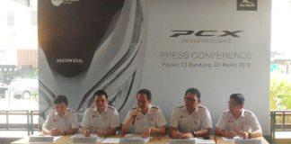 All New Honda PCX