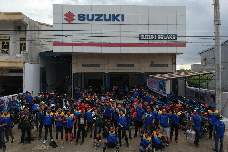 Touring Wisata Suzuki GSX