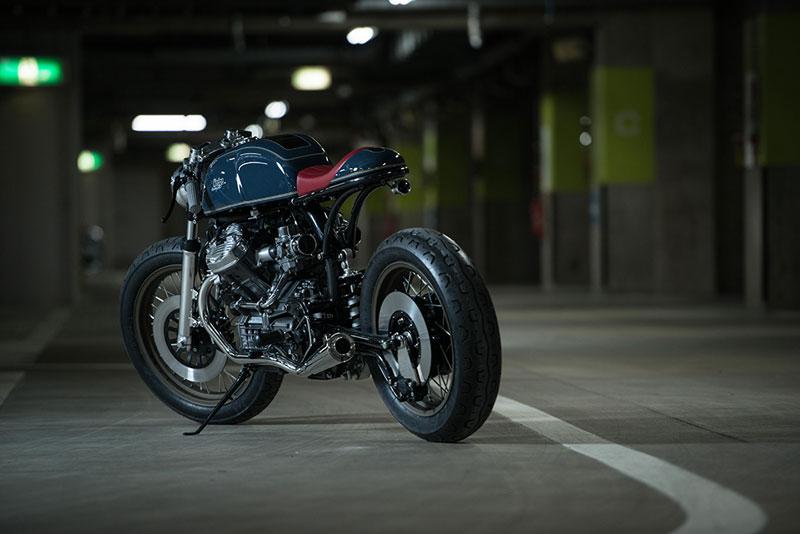 Wedge Motorcycle