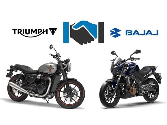 Motor Produksi Bersama Bajaj-Triumph Meluncur 2021