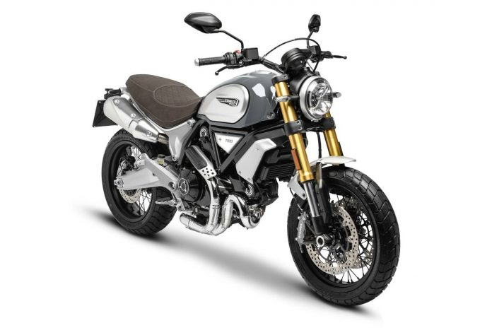 Scrambler Ducati 1100 Special