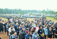 Anniversary GSX Community Nusantara Pertama
