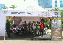 Wahana Menggelar PCX Meet
