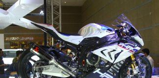 BMW Motorrad HP4 Race Satu-satunya di Indonesia