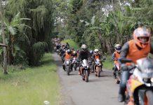 KTM Orange Tour Dari Bandung ke Pangandaran