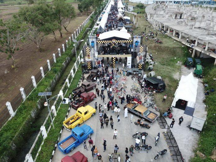 Galeri Foto BBQ Ride 2018 Bandung