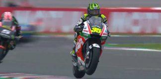 Cal Crutchlow juara MotoGP Argentina