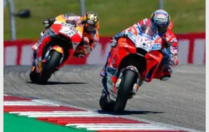 Dovizioso Bakal Hengkang dari Ducati