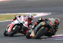 Hafizh ke-9 di MotoGP 2018 Argentina