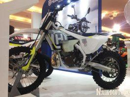 Husqvarna bawa motor 2-tak fuel injection
