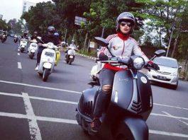 Lady Scooter Asal Malaysia