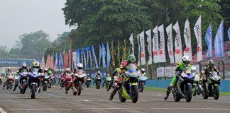 Yamaha Sunday race