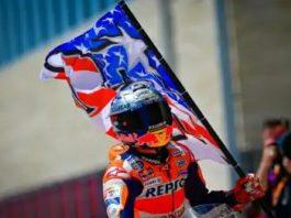 Marquez Juara MotoGP 2018 Amerika