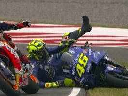 Rossi kecam ulah marquez