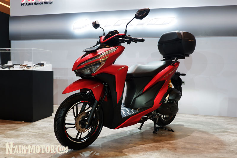 All New Honda Vario 150