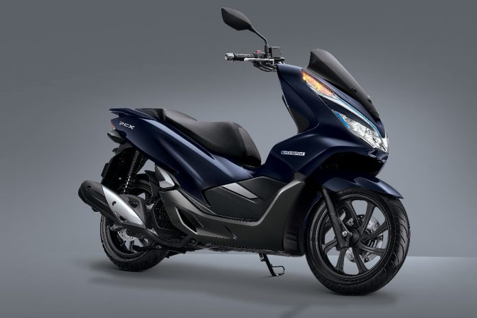 Honda PCX Hybrid 125