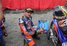 Kejurnas Pirelli Motoprix Subang dan Padang