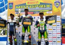 Kejurnas Pirelli Motoprix Lombok