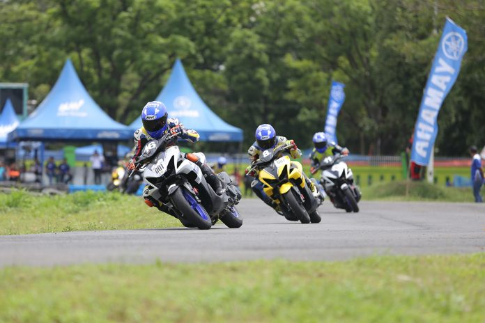 Alasan Yamaha buka kelas Yamaha Aerox 155 cup
