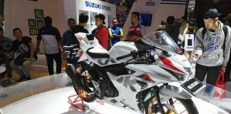 GSX-R150 model 2018